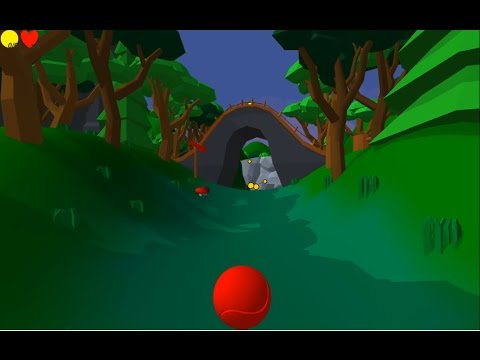Roll-a-ball game 3D   [Unity5] - YouTube