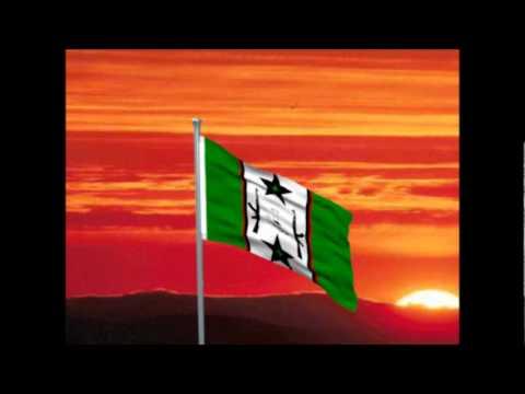 The national anthem of the Monarchist Republic of Afrazimbubia