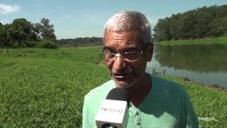 Mau cheiro da represa Billings incomoda moradores em SBC