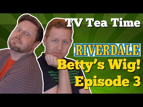 "Riverdale Reaction Review: Ep. 3 Drag Queen Betty (Season 1, Ep, 3 ""Body Double"")"
