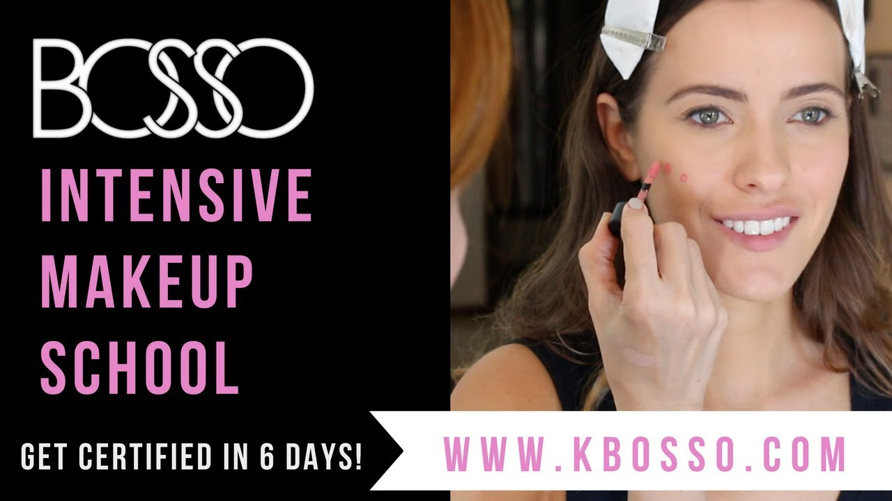 Bosso Beverly Hills Makeup BlogEnroll Now For Kimberley