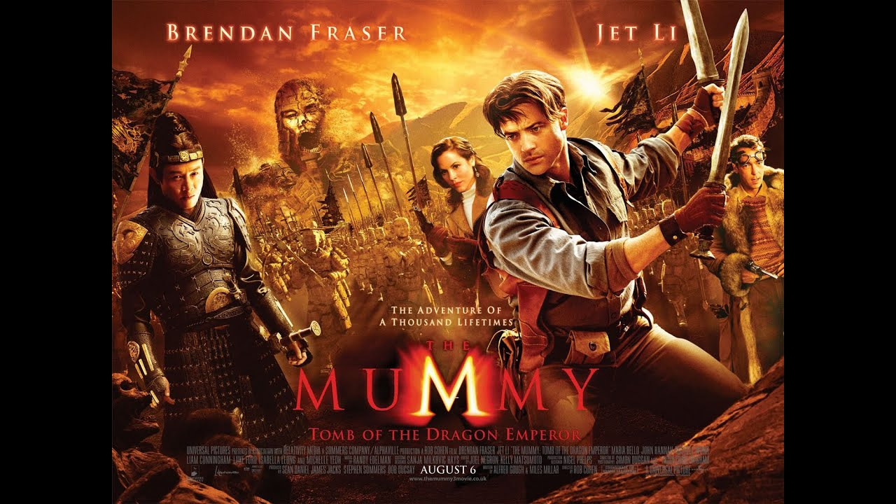 The Mummy Three
