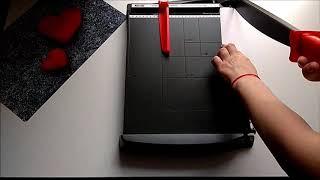 Резак для бумаги (сабельный)/Обзор Резак KW-trio 13400