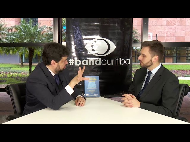 VI CBDE - Daniel Falcão, autor do livro Direito Eleitoral Digital