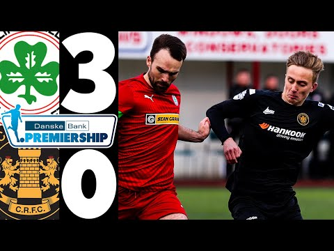 Cliftonville Carrick Rangers Goals And Highlights