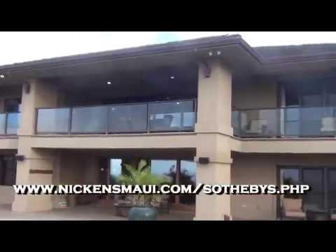 Kapalua Luxury Homes Maui