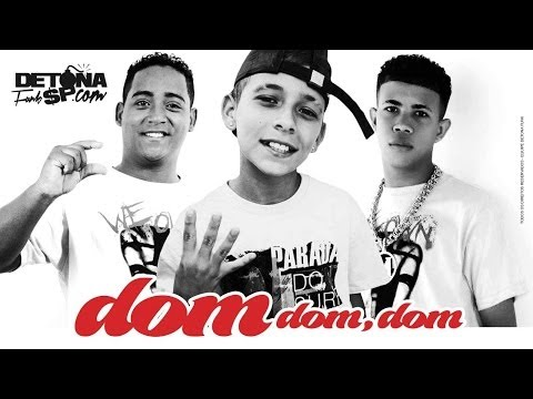 Dom Dom Dom Boquete Bom - MC Pedrinho, MC Magrinho, MC Nandinho e MC Kalzin (DJ R7)