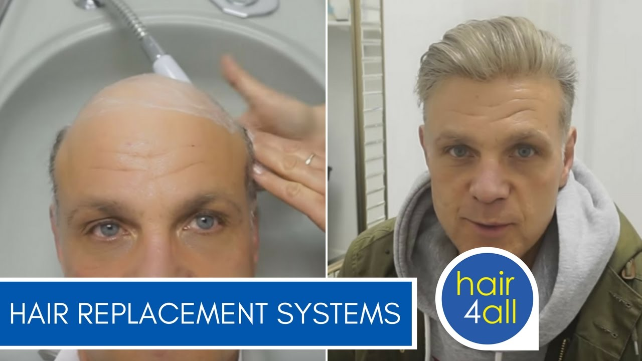 Hair4all Client Fitting And Regroom Guide With Phil Osmond