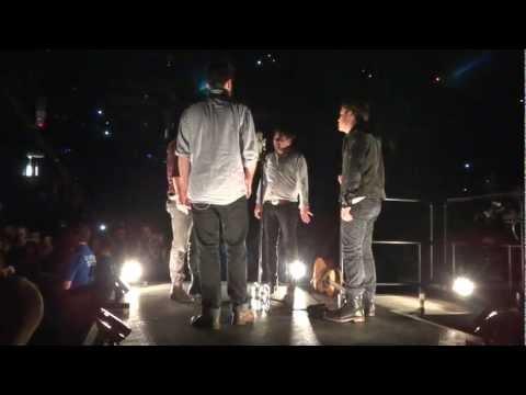 Mumford & Sons -  Reminder & Sister (acoustic & acapella)
