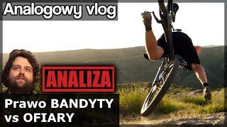 Analogowy Vlog #197 - BAIT BIKE IN THE HOOD PRANK - Ofiara vs Prawa BANDYTY
