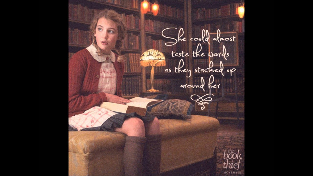 The Book Thief: Quotes   YouTube