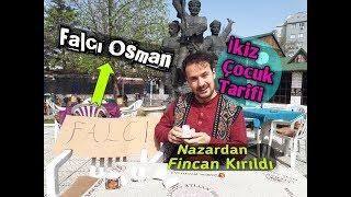 😚 İkiz Çocuk Tarifi - Nazardan Fincan Kırıldı! Falcı Osman