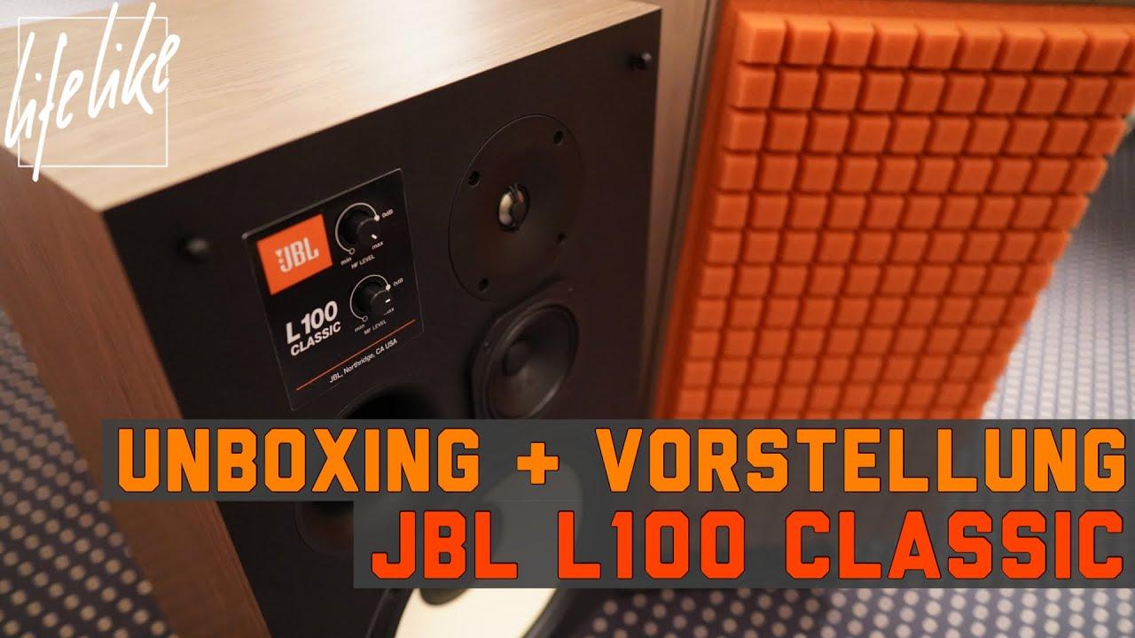 JBL L100 Classic - Monitor-Lautsprecher I Life Like HiFi Studios
