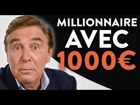 Devenir Millionnaire Avec 1000 € par Mois ?