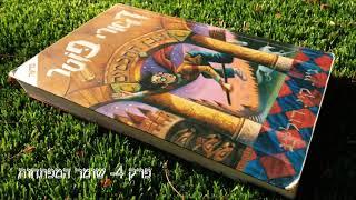 הארי פוטר ואבן החכמים- Hebrew Audiobook  -פרק 4