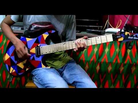 Menara-Memori cinta semalam (guitar cover)