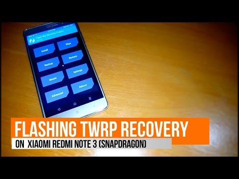 flash-twrp-recovery-on-redmi-note-3-(snapdragon)