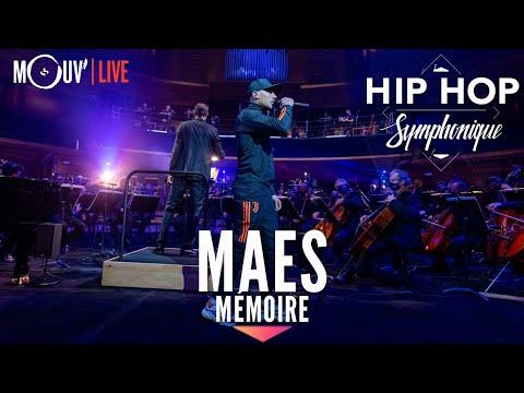 Youtube: MAES:«Mémoire» (Hip Hop Symphonique 5)