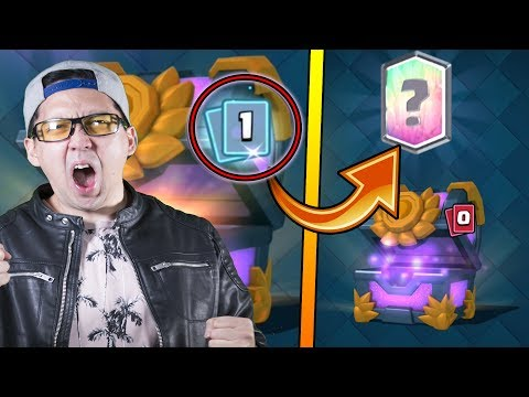 I DID NOT EXPECT THIS LEGENDARY :: Clash Royale :: AWESOME CHEST OPENING FROM CHALLENGE!