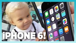iPhone 6 BABY REVIEW! | Look Who's Vlogging: Daily Bumps