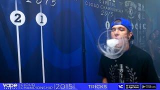 VC Cloud Championships - E Cig Emporium - Vape Tricks