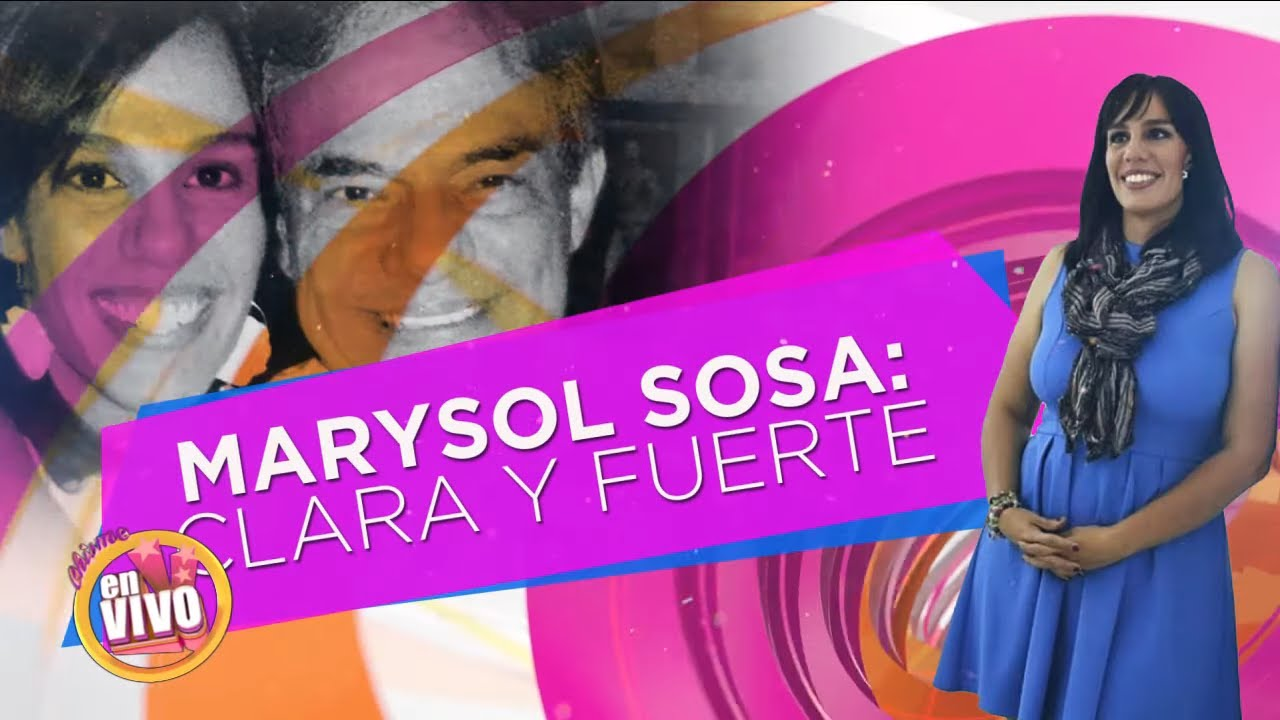 MARYSOL SOSA sigue esperando a la SARITA y su explicación | Chisme En Vivo