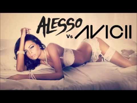 Avicii Vs. Alesso Style Mix Best House Mix 2014 [Re-upload]