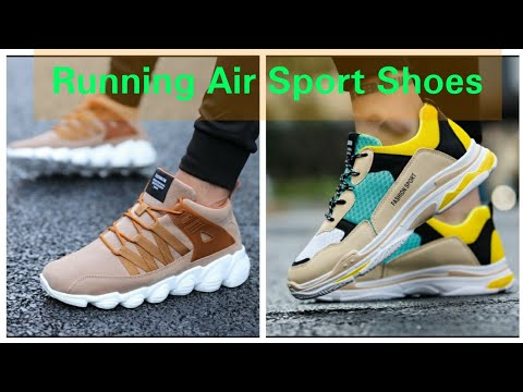 Men's Fashion Casual Shoes Outdoor Running Sport Shoes