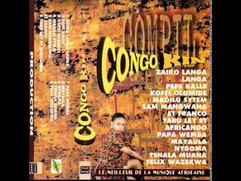 KOFFI OLOMIDÉ - Papa Bonheur [Allo Allo Papa] 1992