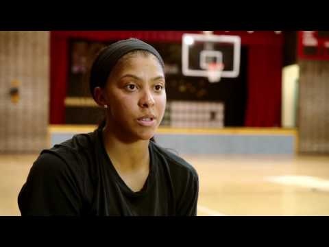 All-Access: Candace Parker Workout