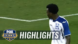 Honduras vs. Costa Rica | 2017 CONCACAF Gold Cup Highlights