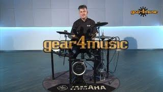 Yamaha DTX582K Digital Drum Kit Demo