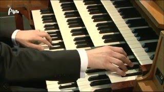 Olivier Latry, orgel / organ -Vierne en Leguay - Live Concert [HD]