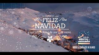 Sierra Nevada les desea Feliz Navidad