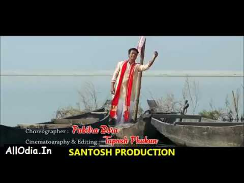 Rangabati AGAIN mix bihu dance - New Sambalpuri HD Song 2017