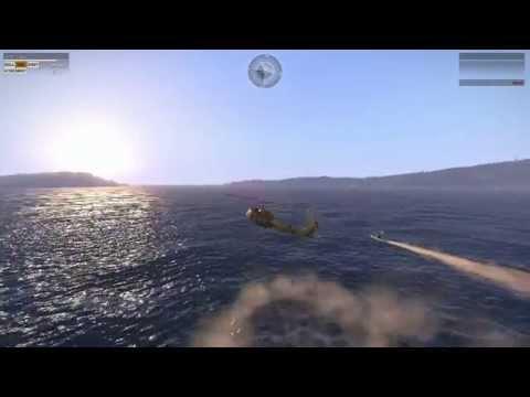 ArmA 3 - PMC Campaign - Coastal Patrols