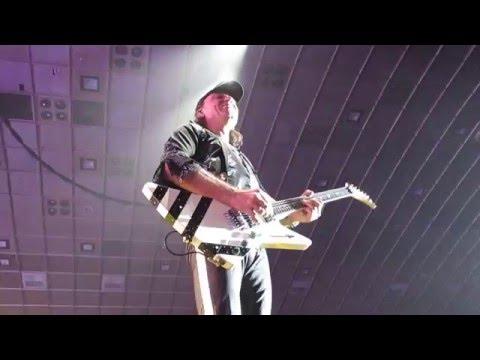 new! Sorpions - Guitar Solo. Matthias Jabs and James Kottak. Kiev, Ukraine live 19.02.2016
