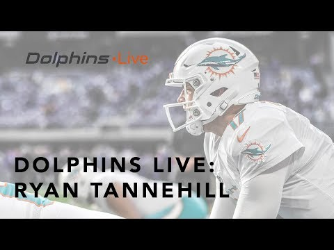 Ryan Tannehill on the advantages of playing at home | Miami Dolphins
