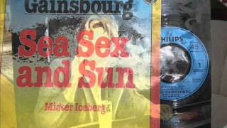 TRIBUTE TO .Gainsbourg .sea ,sex and sun (Demon Ritchie remix 2011 )