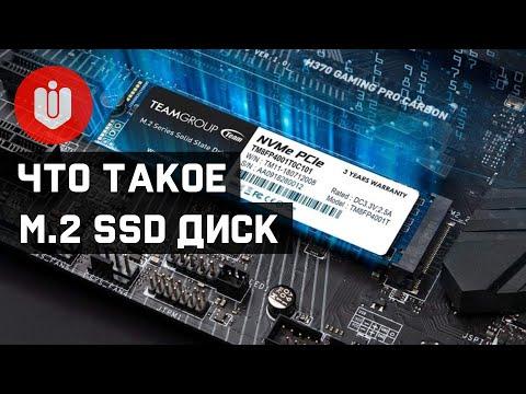 Что такое M.2 SSD диск? - Быстро и Понятно!