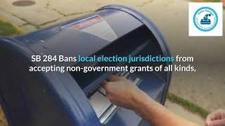 Subscribe, Like,  Vote Voiced Video Update; Voter Suppression Bills.