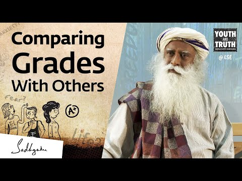 Is Too Much School & College Competition Taking A Toll? – Sadhguru