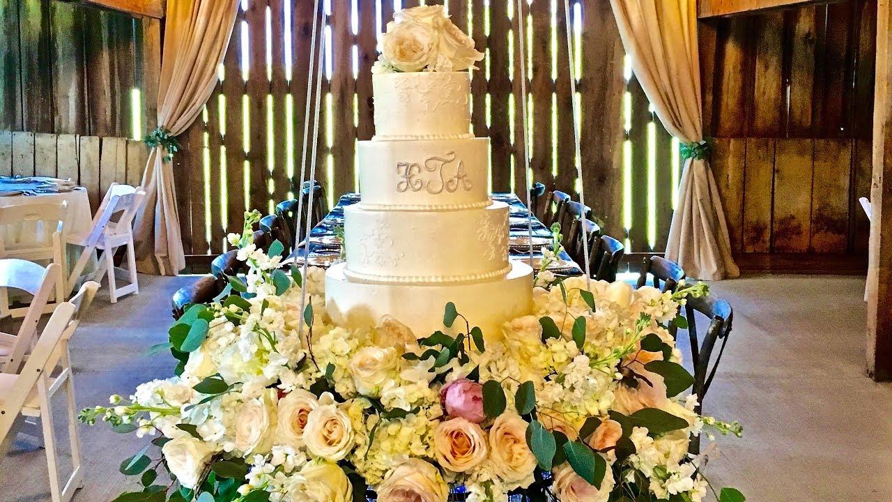 Wedding Cake Swings | Wedding Cake Swing Cake - Martine\'s Pastries ...