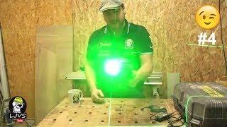Les outils dont je ne peux plus me passer #4 - Laser 3 lignes Verte - Pause café LJVS