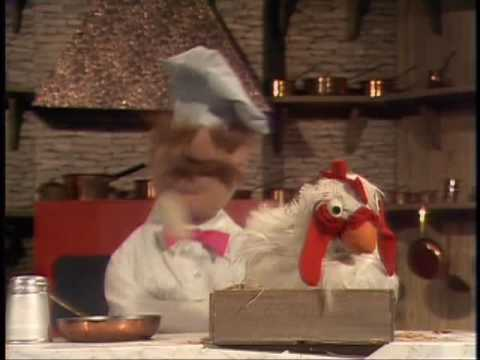 The Muppet Show: The Swedish Chef - Bomb Egg
