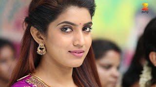 Rekka katti parakuthu manasu samira  in  dubsmash new video of tiktok dubsmash in serial actress