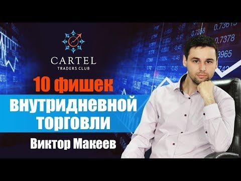 10 фишек внутридневной торговли от Виктора Макеева