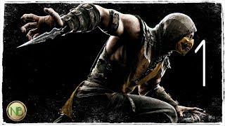Mortal kombat x | PS4 | En Español |  Historia |  Capitulo 1