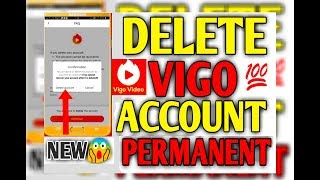 How to Delete a Vigo Video Account Permanently? Vigo Video Account Kaise Delete Kare 2020