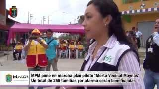 Alerta Vecinal Maynas Bolognesi Yurimaguas